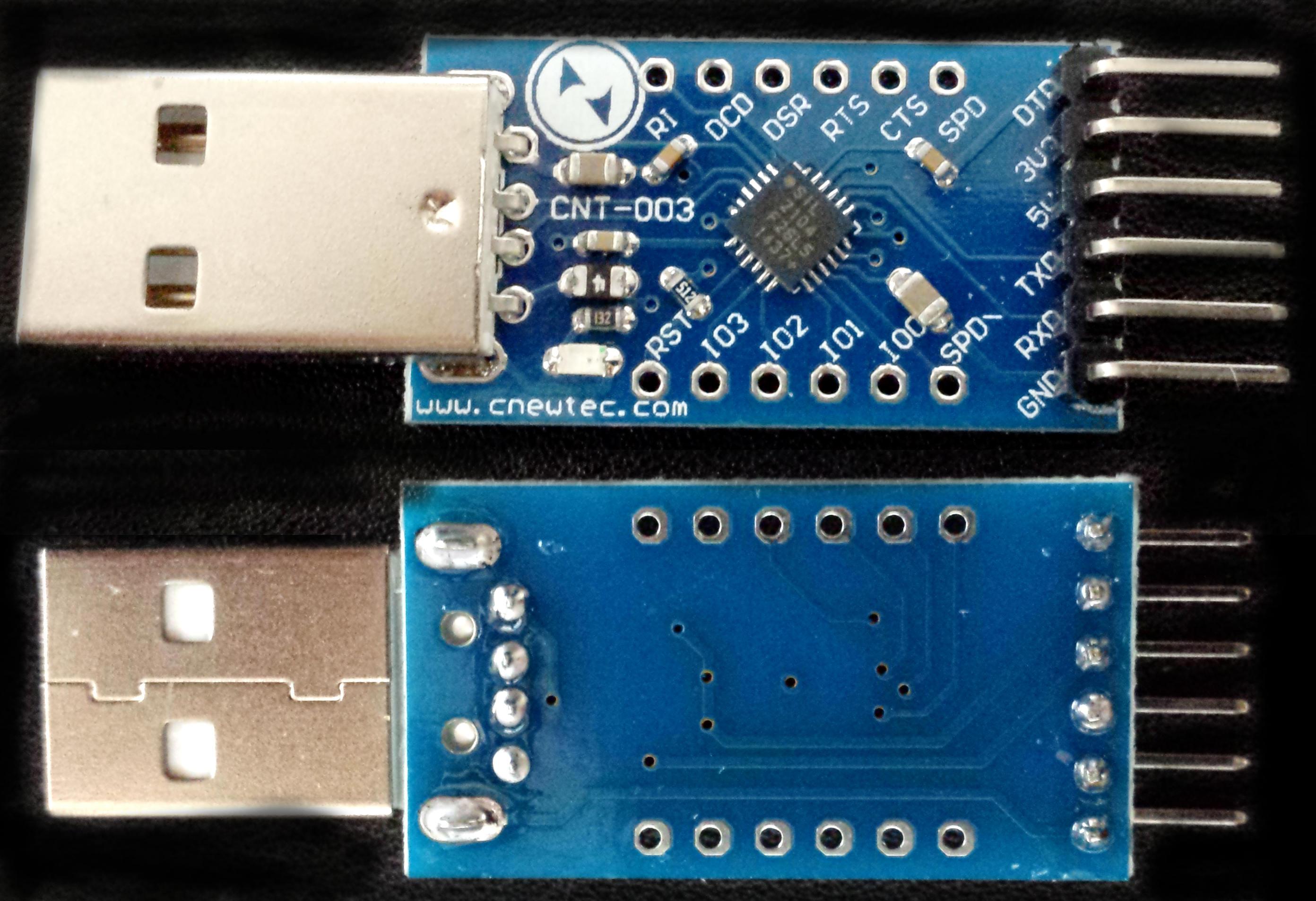 USB Driver v4.4 Installation Instructions