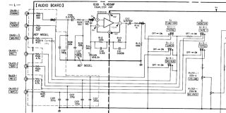 Amp schematic piece